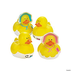 Vinyl Baby Shower Rubber Duckies