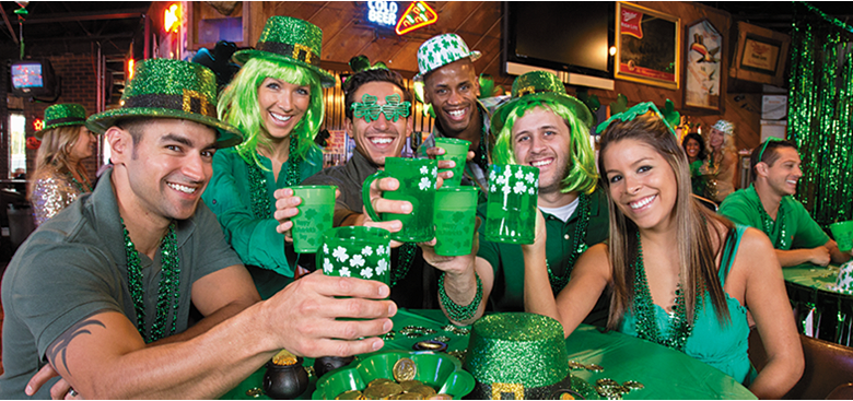Image result for st. patricks day parties