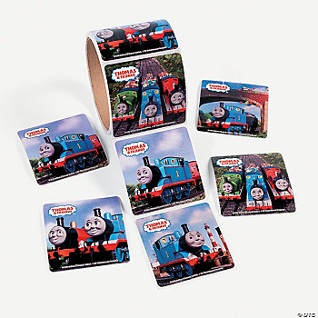 THOMAS & FRIENDS™ Stickers Oriental Trading Discontinued