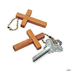 Cross Key Chains