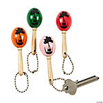 Mini Maraca Key Chains