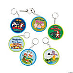 Story Time Key Chains