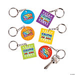 """Cristo Me Ama"" Key Chains"