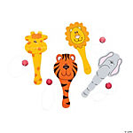 Zoo Animal Paddleball Games