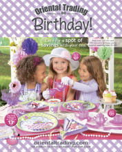 Oriental Trading Company is the nation's largest catalog and Internet retailer of affordable party supplies and favors, toys and novelties, arts and crafts and teaching supplies. Plan a baby shower, find holiday party decorations or get classroom essentials with the simple click of a mouse.