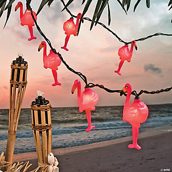 Flamingo Lights