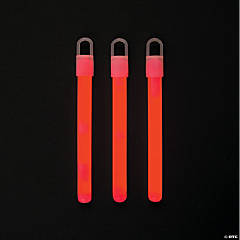 Red Glow Lightsticks