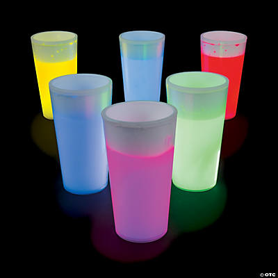 Crazy Glow™ Cup Assortment