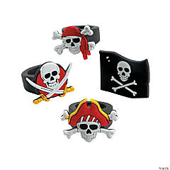 12 Pirate Rings