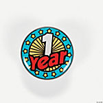 "Years Of Service Pins - ""1 Year"""