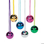 Disco Ball Necklaces