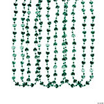 Mini Shamrock & Disco Ball Beads