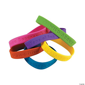 "24 ""100th Day of School"" Bracelets"