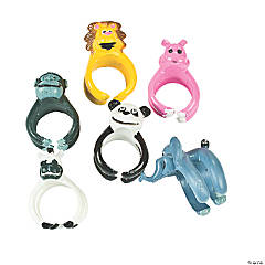 Zoo Animal Rings