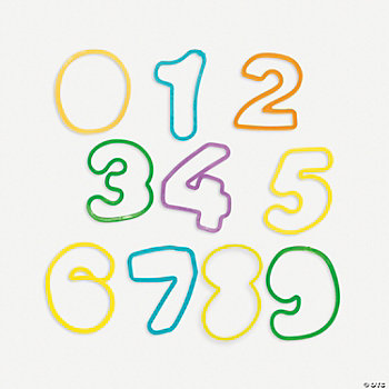 Number Fun Bands