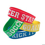 Soccer Big Band Bracelets