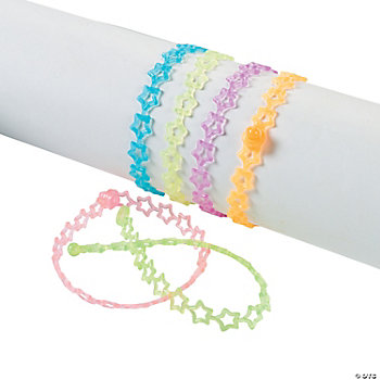 Star Jelly Bracelets