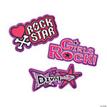 Big Rock Star Rings For Girls