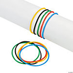 Olympian Colors Jelly Bracelets