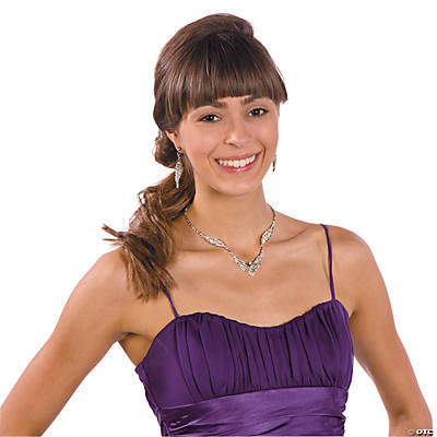 Homecoming Court Necklace Set