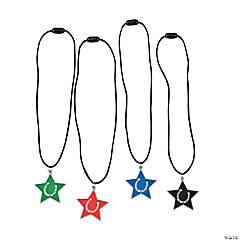 Star Horseshoe Necklaces