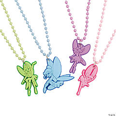 Fairy Beaded Necklaces