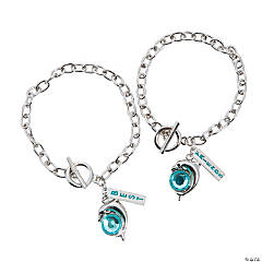 Best Friends Dolphin Bracelets