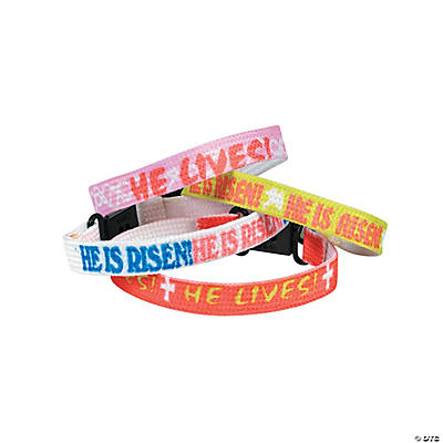 Easter Inspirational Friendship Bracelets