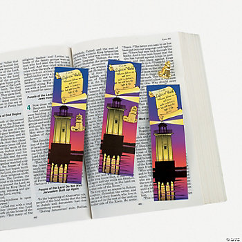 Lighthouse Pin & Bookmark Sets