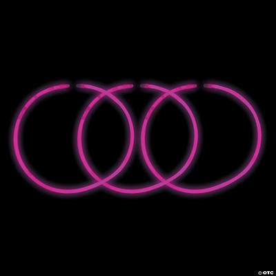 Premium Pink Glow Necklaces