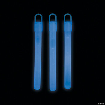 Blue Glow Lightsticks