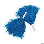 Spirit Pom-Poms - Royal Blue