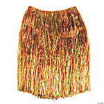 Adult's Multicolor Grass Hula Skirt