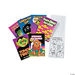 Mini Halloween Fun & Games Books