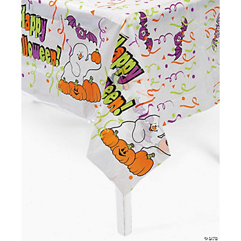 Halloween Lightweight Tablecloth