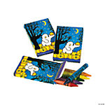 6-pc. Pumpkin Patch Halloween Crayons