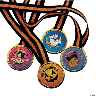 """""""Spooktacular!"""" Medals"""