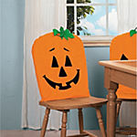 Jack-O'-Lantern Chair Covers