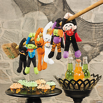 Plush Long Arm Halloween Characters