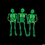 Glow-In-The-Dark Skeletons