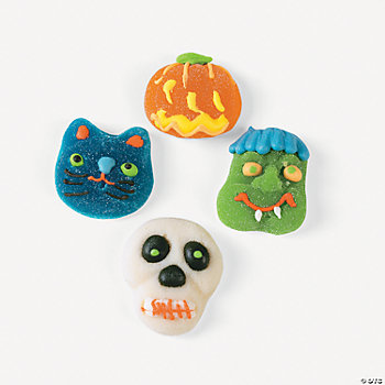 Halloween Jelly Candies