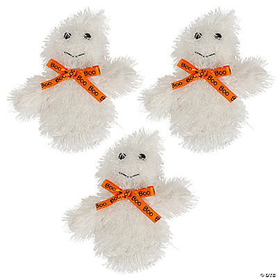 Plush Ghosts