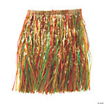Child's Multicolor Grass Hula Skirt