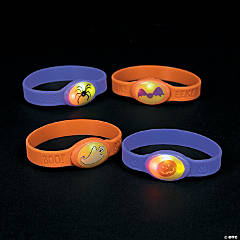 Halloween Flashing Bracelets