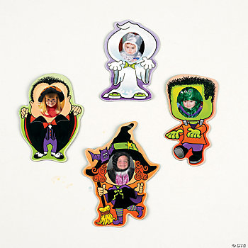 Halloween Magnetic Photo Frames