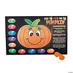 "Silly ""Pin The Nose On The Pumpkin"" Game"