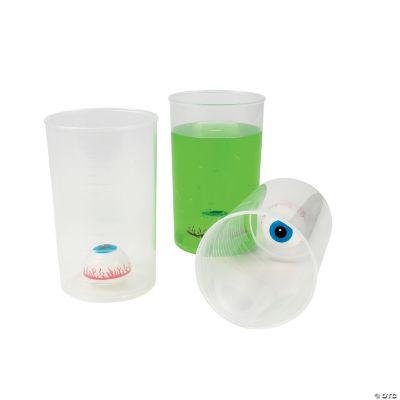 Eyeball in Beaker Cups