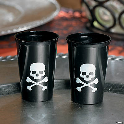 Skull & Crossbones Shot Glasses