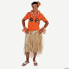Adult's Palm Hula Skirt