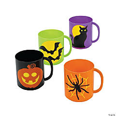 Iconic Halloween Mugs